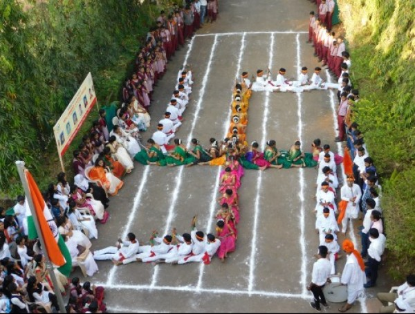 Traditional program on the Occasion of Independent Day